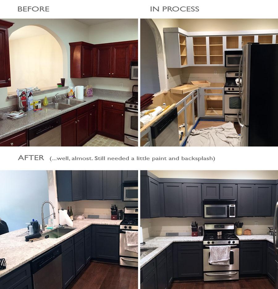Kitchen & Bath Facelifts – Turner Blair Services